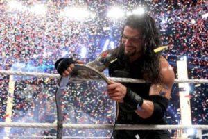 Ganó el título en Survivor Series del año pasado y ese mismo día fue despojado por Sheamus Foto:WWE. Imagen Por: