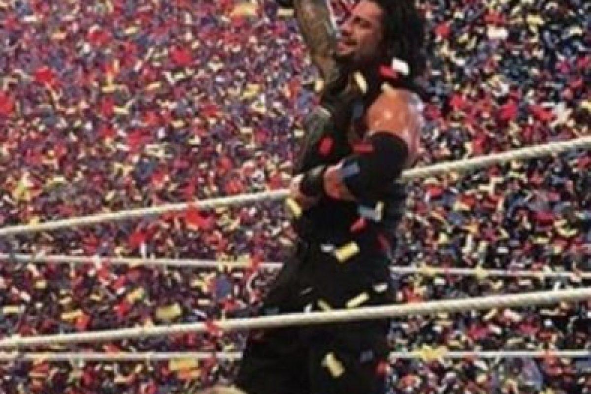 2. Roman Reigns Foto:WWE. Imagen Por: