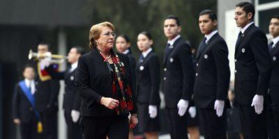 Bachelet en aniversario PDI: