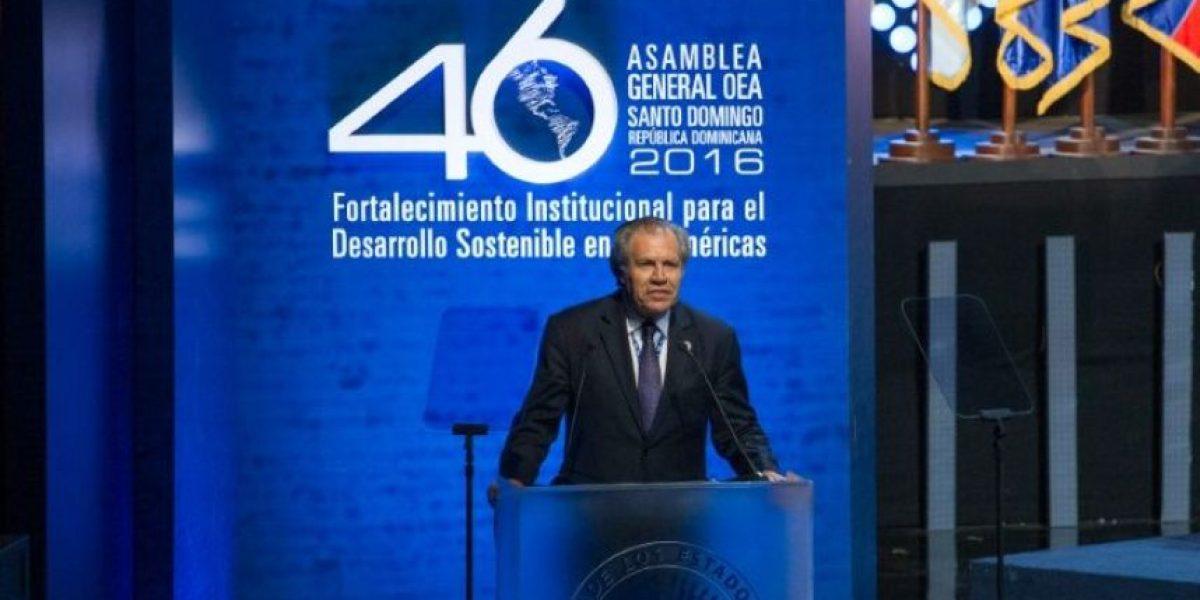 Venezuela pide cancelar la sesión de la OEA sobre la Carta Democrática