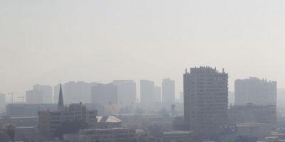 Declaran cuarta preemergencia consecutiva en Santiago para este martes