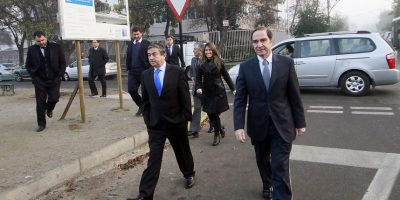 Directiva UDI visita en la cárcel a senador Jaime Orpis: