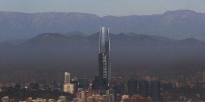 En vivo: dos estaciones de monitoreo de calidad del aire en Santiago registran niveles de alerta