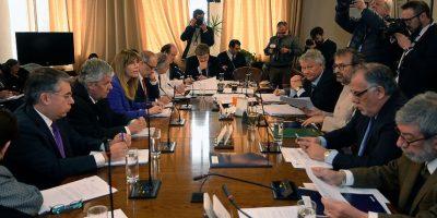 Comisión de Trabajo de la Cámara aprueba veto a la Reforma Laboral