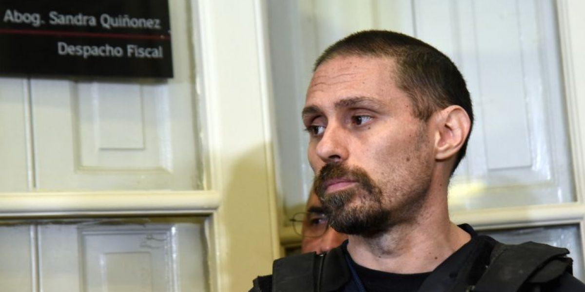 Argentino Pérez Corradi se declara inocente de homicidio y narcotráfico