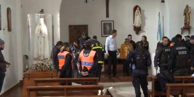 Video: así es el monasterio en el que ex funcionario kirchnerista quiso esconder más de 9 millones de euros