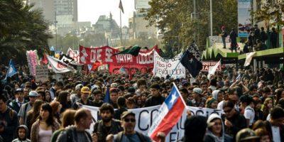 Intendencia rechaza marcha estudiantil por la comuna de Providencia