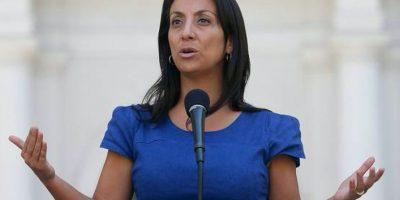 Cecilia Pérez anuncia que no postulará como candidata a alcaldesa de Santiago