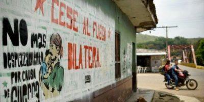 Colombia supera a Siria como país con más desplazamiento interno