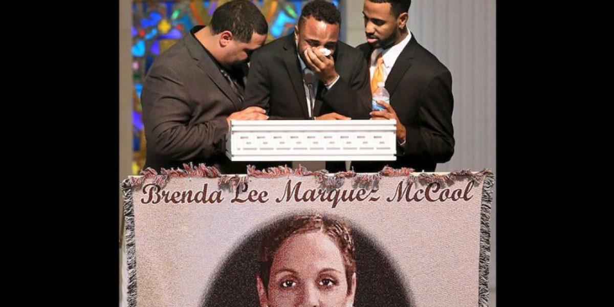 Un tributo de lágrimas para madre que murió en masacre de Orlando
