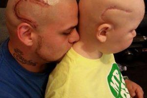 Gabriel Marshall se recupera de cáncer Foto:Facebook: Josh J-Mash Marshall. Imagen Por: