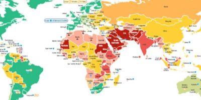 La criminalización de la homosexualidad en el mundo