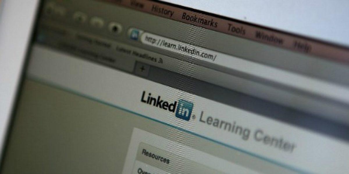 Si no tienes perfil en línea podrías pasar más tiempo desempleado