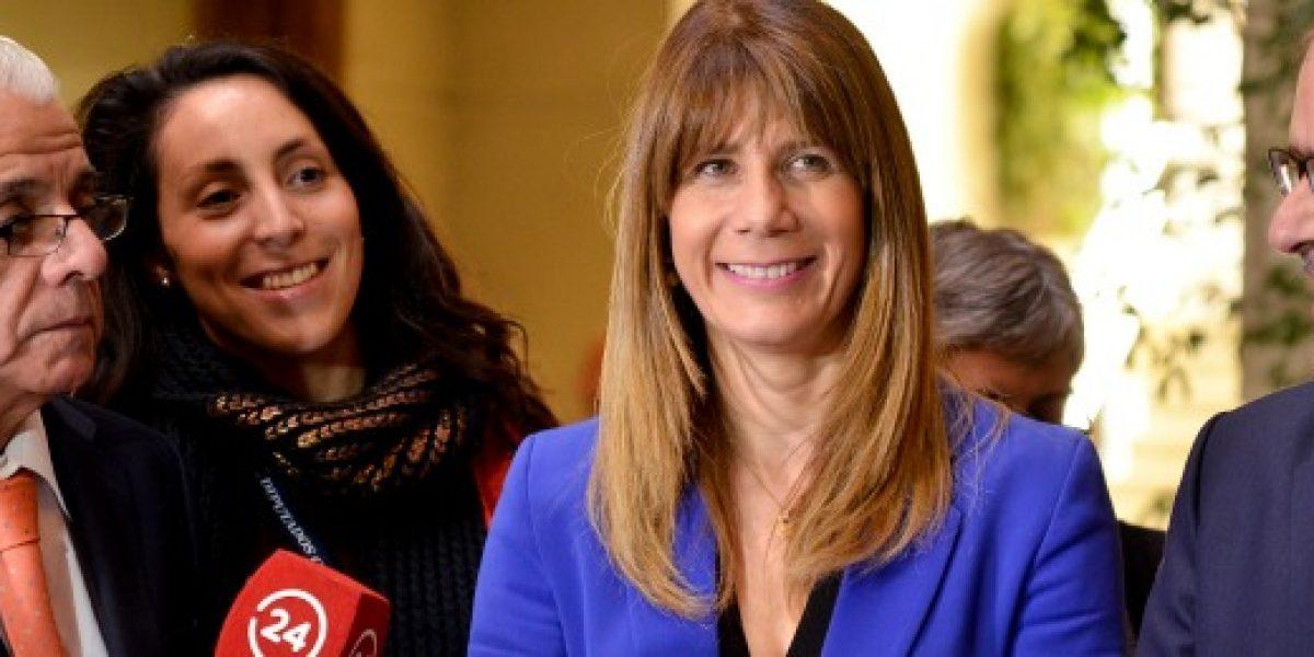 Ministra Rincón valora que Comisión del Trabajo aprobara veto por Reforma Laboral