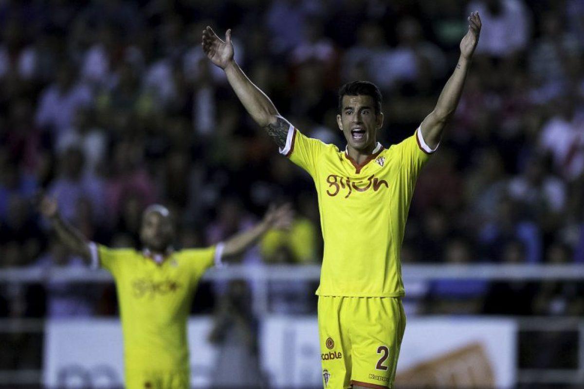 Luis Hernández viene de jugar en el Sporting Gijón Foto:Getty Images. Imagen Por: