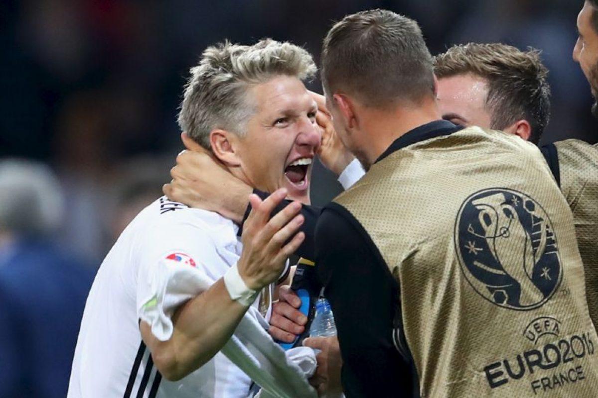 Los alemanes enfrentan a Irlanda del Norte y una victoria los deja en el primer lugar. Foto:Getty Images. Imagen Por: