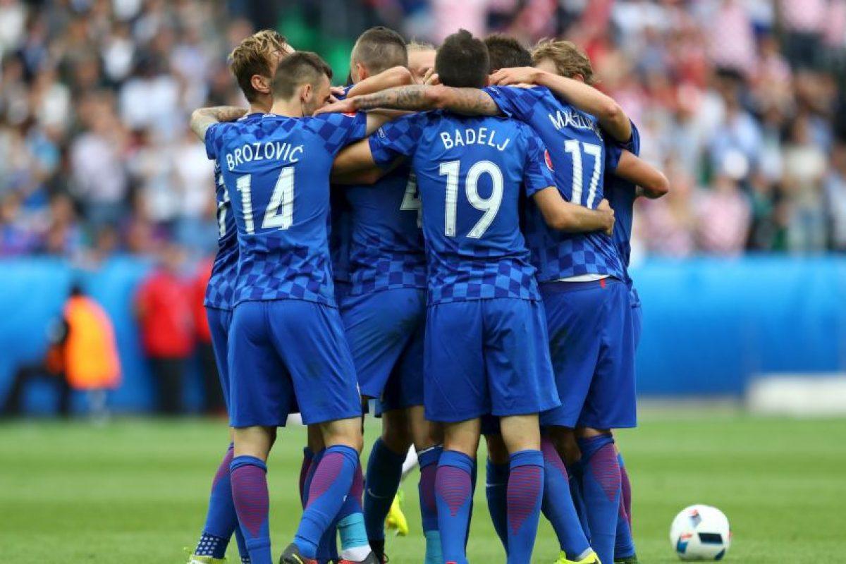 Los croatas suman cuatro puntos y necesitan un empate para avanzar de ronda Foto:Getty Images. Imagen Por:
