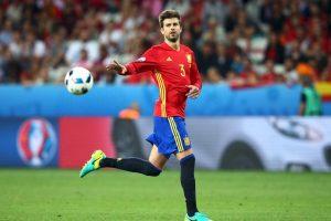 El jugador tuvo que salir a dar explicaciones tras el encuentro que perdieron con Croacia Foto:Getty Images. Imagen Por: