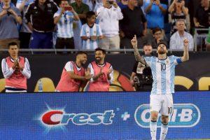 Argentina es la gran favorita a quedarse con el torneo y esperan contar con un inspirado Lionel Messi Foto:Getty Images. Imagen Por: