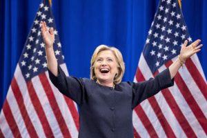 Por ahora no presenta problemas más que el escándalo de su época de Secretaria de Estado. Foto:Getty Images. Imagen Por: