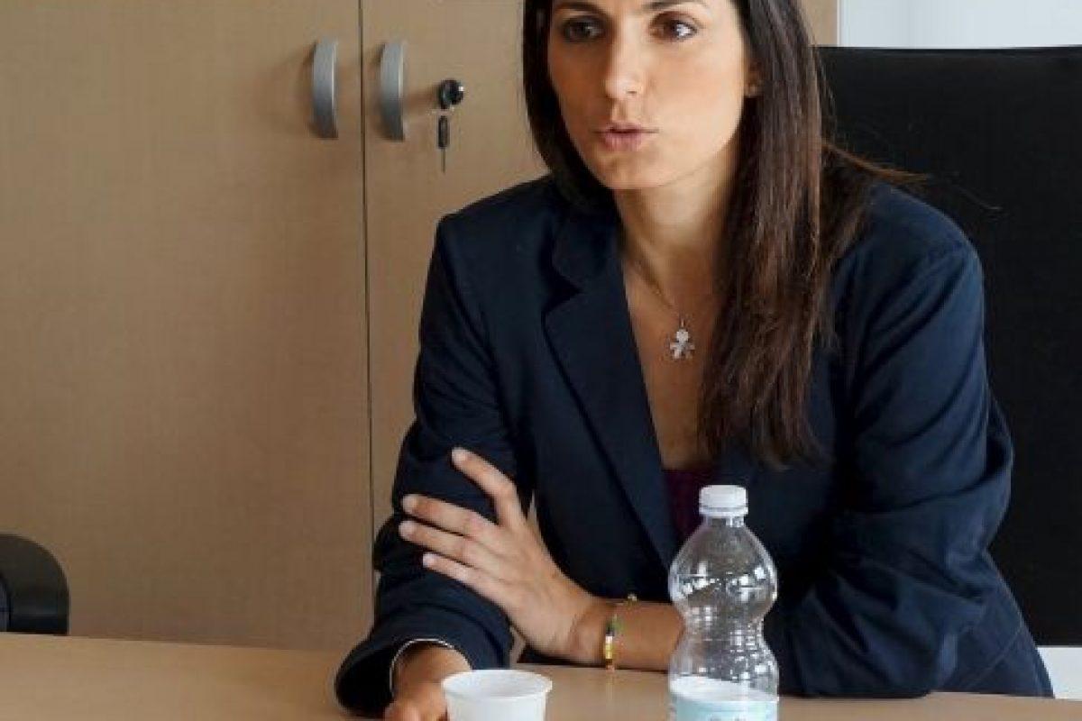 """""""Voy a ser una alcaldesa de todos los romanos"""", dijo sobre su relación con el Primer Ministro Foto:Marco Carta – Metro Italia. Imagen Por:"""