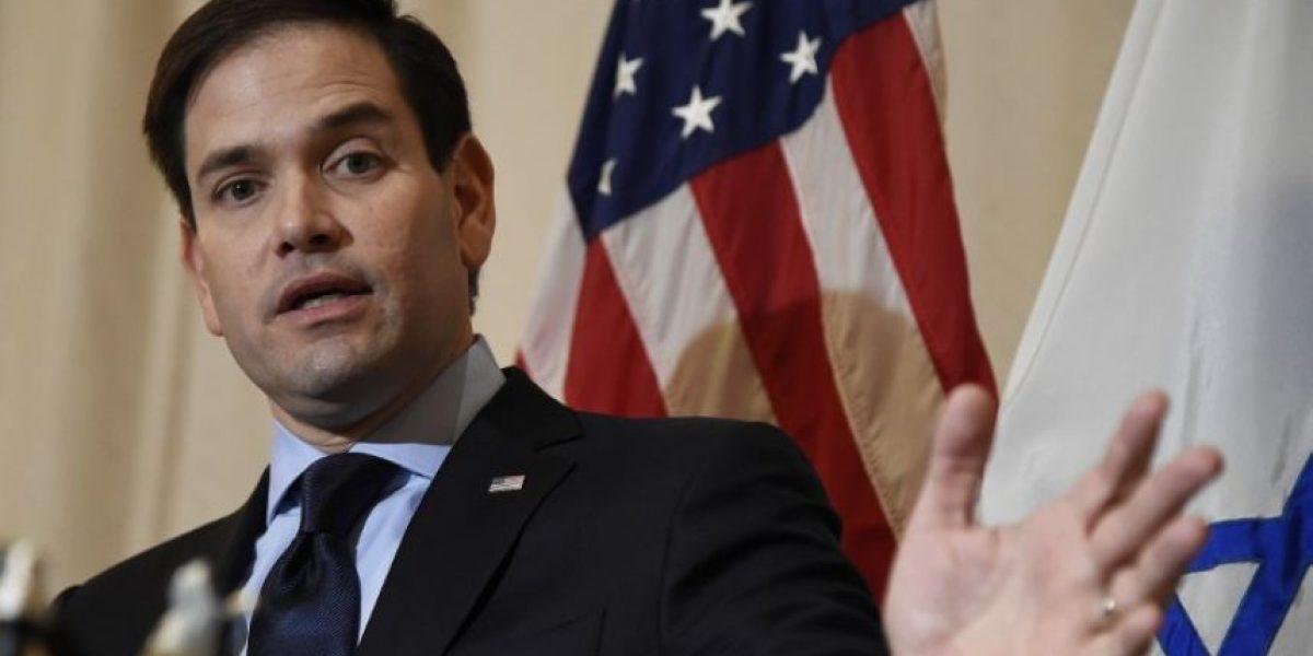 Marco Rubio cambia de opinión y optará a la reelección en Florida