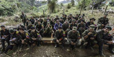 Colombia y las Farc llegan a histórico acuerdo para el cese del fuego bilateral y definitivo
