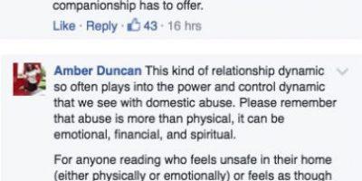 ¿Las esposas deben servir a sus maridos? La polémica en Facebook
