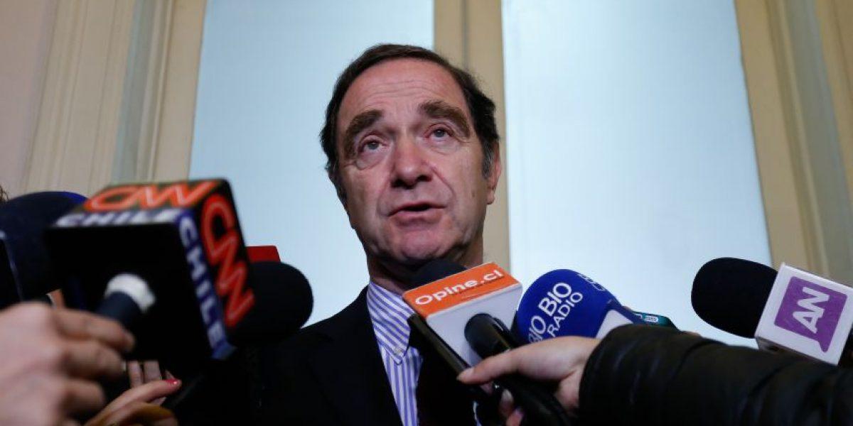 Hernán Larraín confirma que Joaquín Lavín será evaluado como candidato a alcalde por Santiago