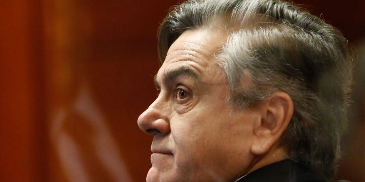 Caso SQM: Tribunal decreta arresto domiciliario nocturno y arraigo nacional para Pablo Longueira