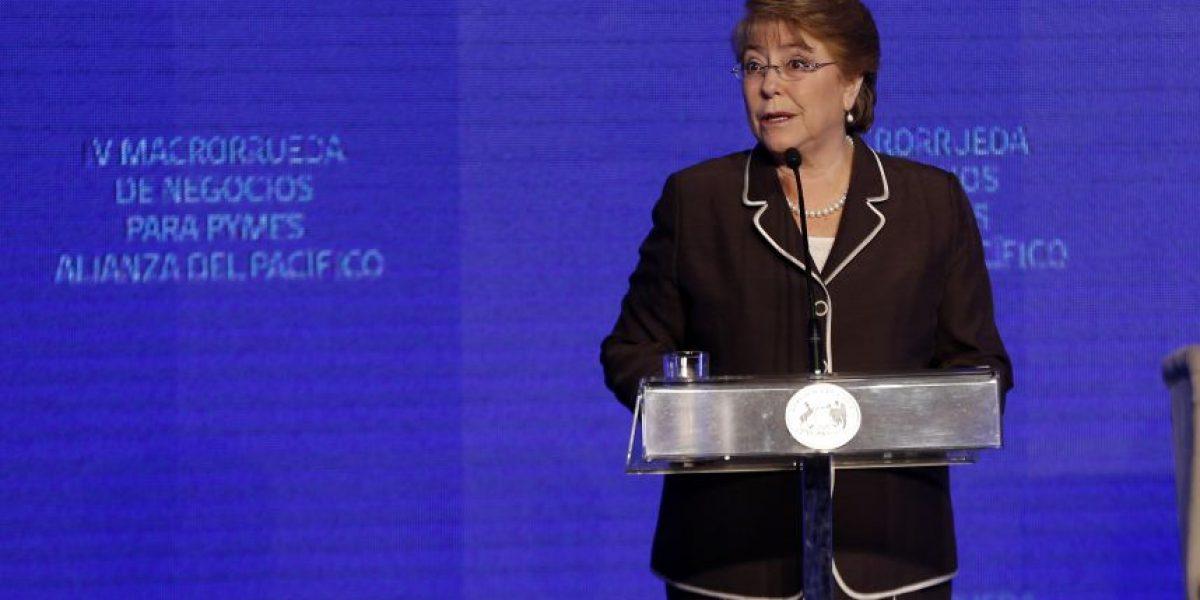 Bachelet confirma viaje a La Habana por acuerdo de Gobierno colombiano  y las Farc