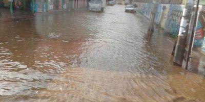 Rotura de matriz en Valparaíso deja  200 familias afectadas según municipio