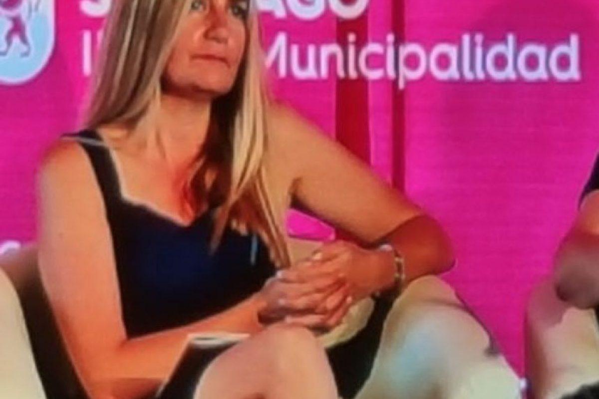 Foto:Reproducción Twitter Carolina Lavín. Imagen Por: