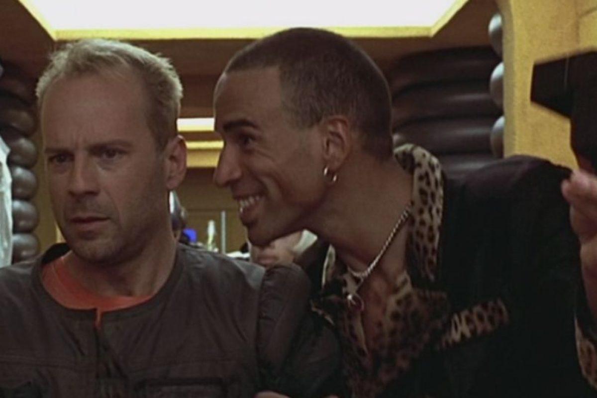 """La primera """"selfie"""" en una película fue en """"El Quinto Elemento"""" (1997). Foto:Columbia Pictures. Imagen Por:"""