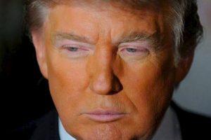 """""""Es tan pobre que no tiene para pintarse de naranja alrededor de los ojos"""" Foto:Twitter.com. Imagen Por:"""