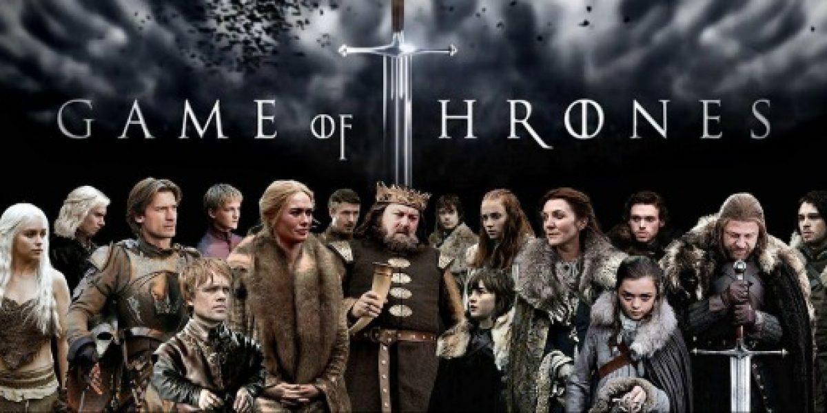 Esto ganan los actores de Games of Thrones