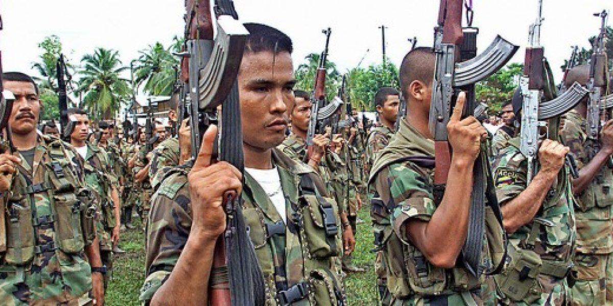 10.150 millones de dólares y 450.000 militares le cuesta al gobierno colombiano la guerrilla
