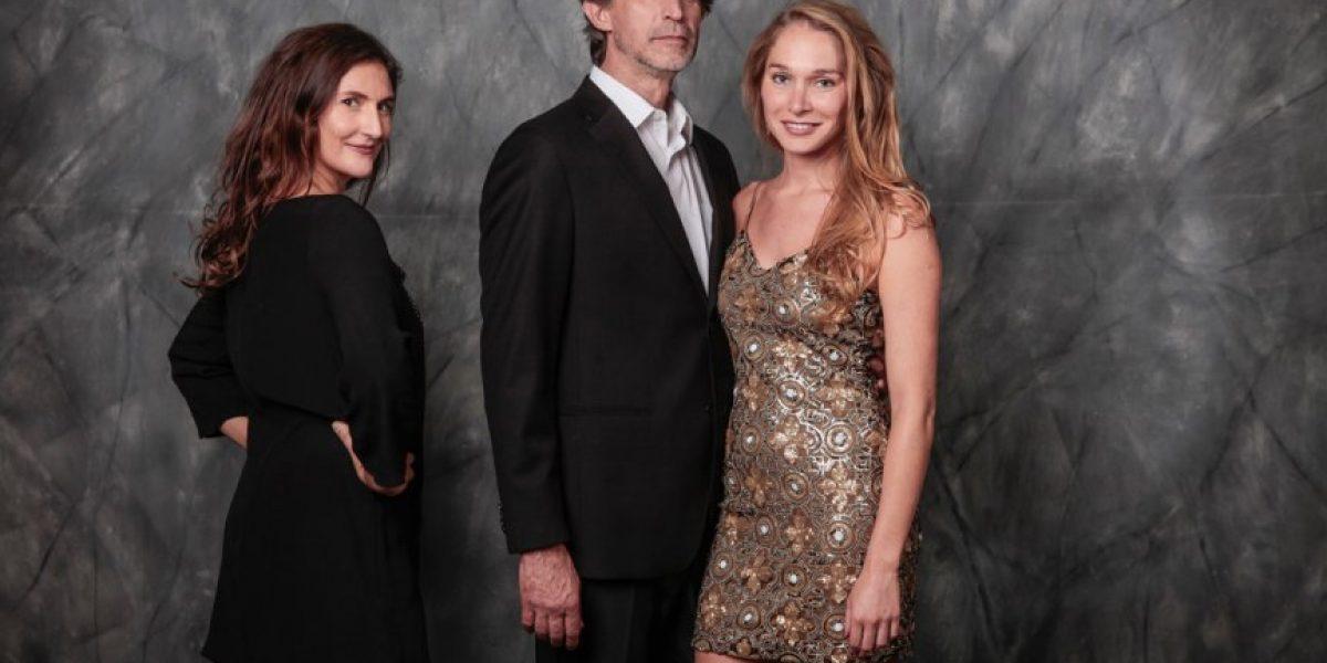 Fotos: Los tríos amorosos que se tomarán