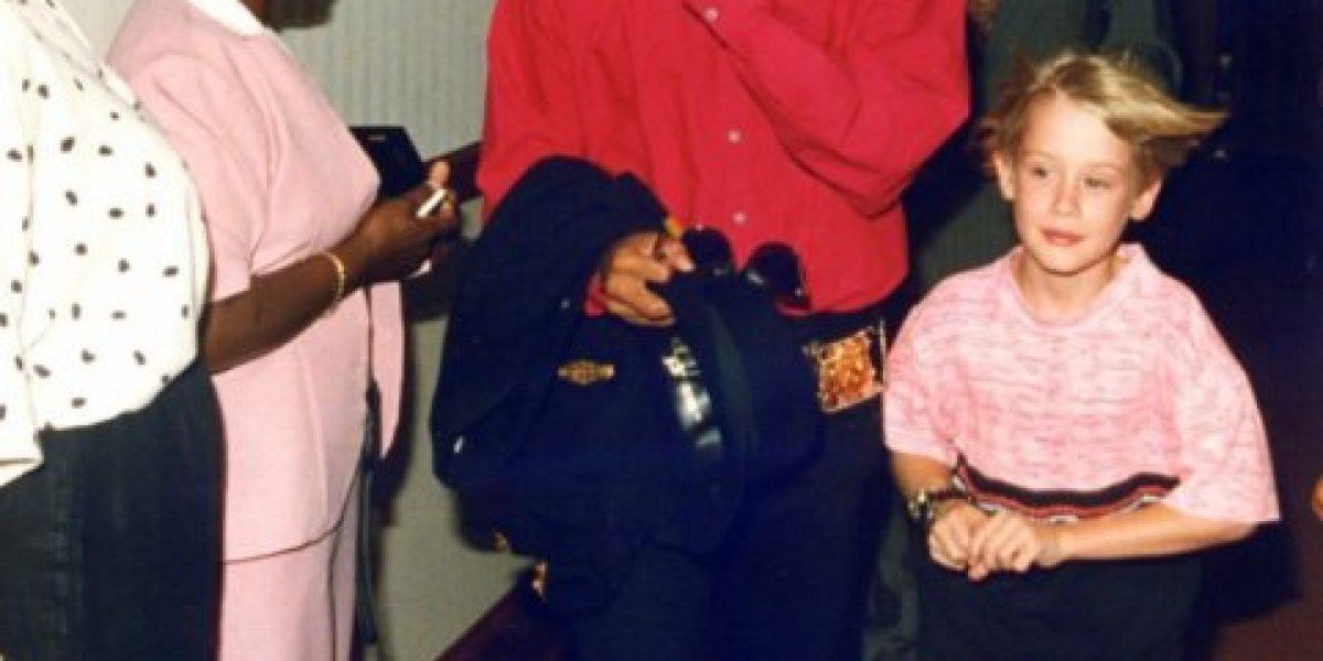 Fotos: Ellos son los niños que denunciaron a Michael Jackson
