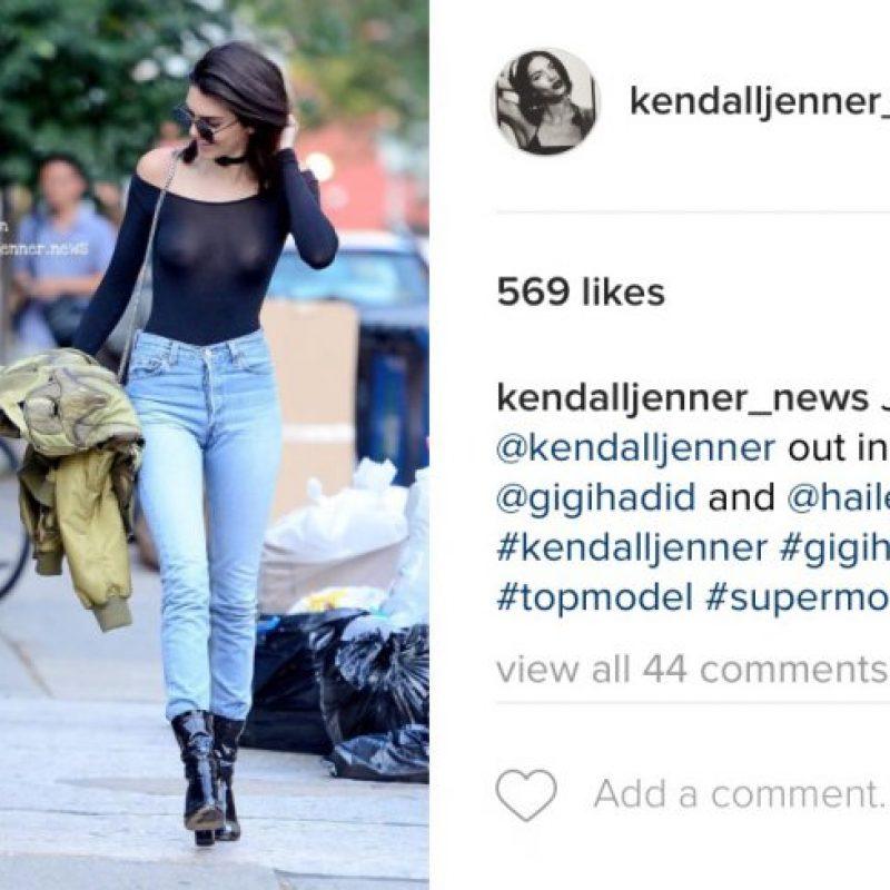 . Imagen Por: Vía Instagram/@Kendalljenner