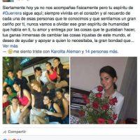 . Imagen Por: Facebook Yumara Ló