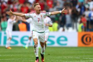 Los húngaros van primeros del grupo con cuatro puntos y ya están en octavos, restándole sólo saber en qué posición terminarán Foto:Getty Images. Imagen Por: