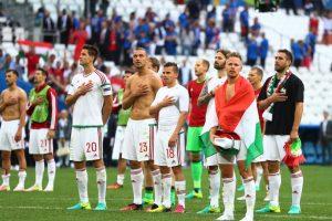 Los húngaros volvieron a un torneo 44 años después de su última actuación y seguramente tienen orgullosos a Ferenc Puskas Foto:Getty Images. Imagen Por: