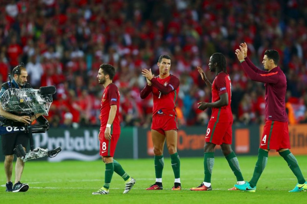 Portugal está obligada a ganar para poder avanzar de ronda en la Eurocopa Foto:Getty Images. Imagen Por: