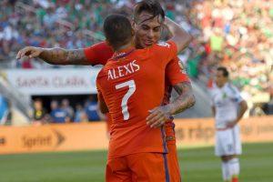 Chile, por su parte, humilló a México con un 7 a 0 y vuelve a sacar chapa de candidato Foto:Getty Images. Imagen Por: