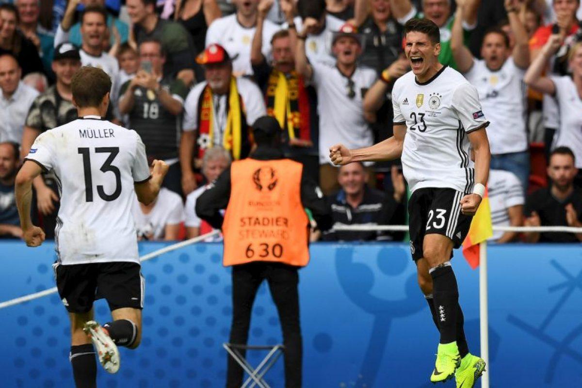 Alemania cumplió su rol de favorito y ganó el Grupo C Foto:Getty Images. Imagen Por: