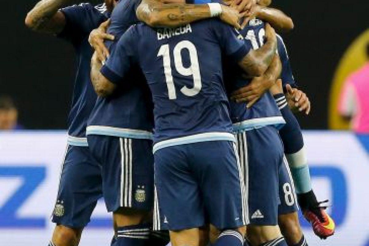 Y es el primer finalista de la Copa América Foto:Getty Images. Imagen Por: