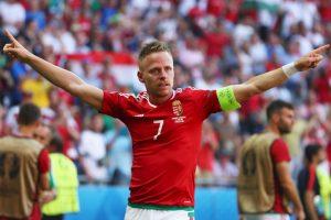 Hungría volvió a una Euro después de 44 años y ganó el Grupo F Foto:Getty Images. Imagen Por: