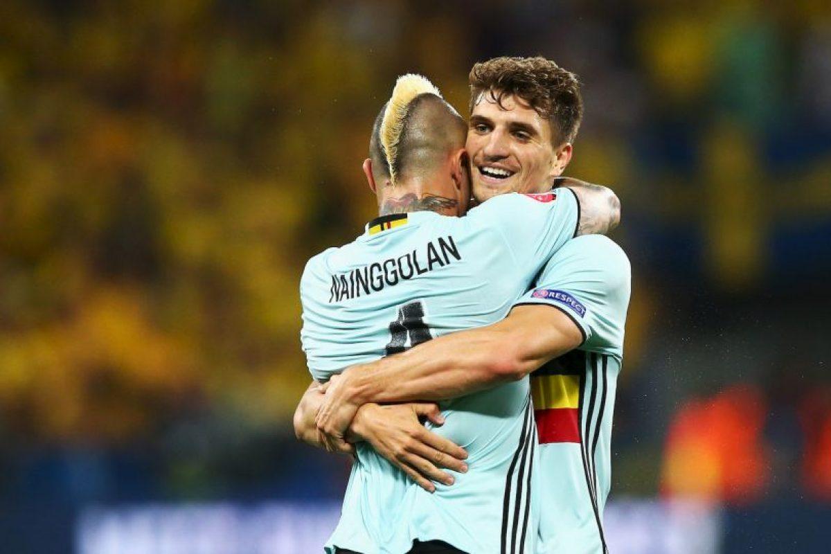 Bélgica es una de las grandes candidatas al título, pero aún no convence y salió segundo del Grupo E Foto:Getty Images. Imagen Por: