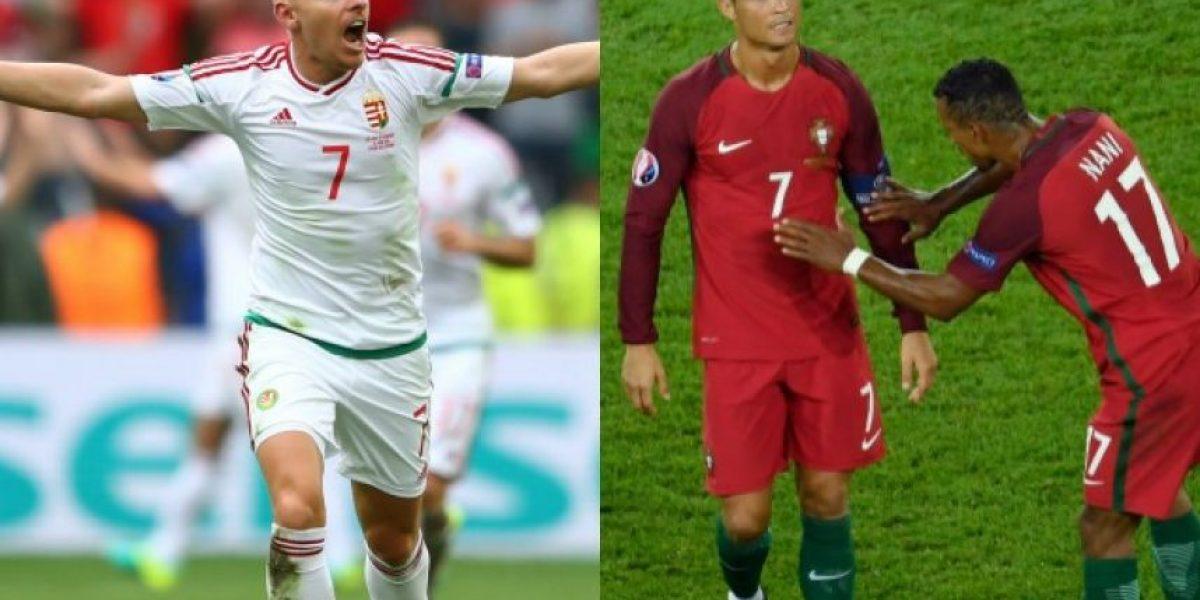 A qué hora juega Portugal con Hungría en la Eurocopa 2016